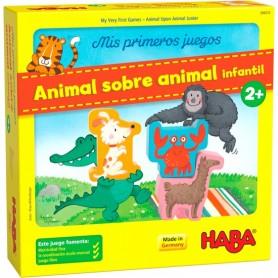 Mis primeros juegos – Animal sobre animal