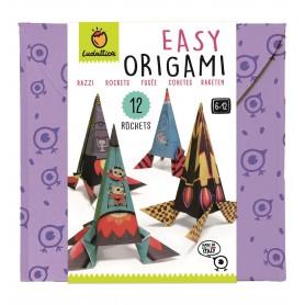 EASY ORIGAMI - Cohetes