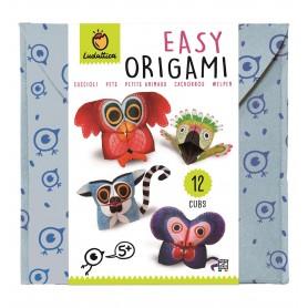 copy of EASY ORIGAMI - Cohetes