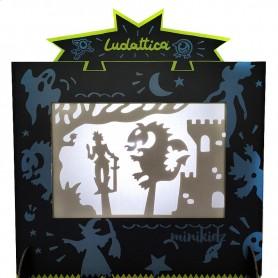 El Teatro de sombras -- Ludattica