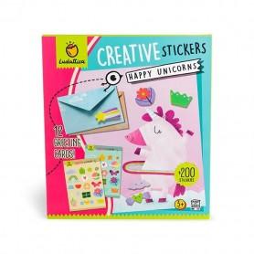copy of Creative stickers - Happy Animals
