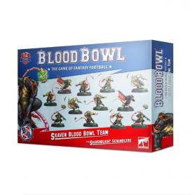 The Skavenblight Scramblers - Skaven Blood Bowl Team