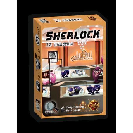 copy of Serie Q: 6 - Sherlock: La copia