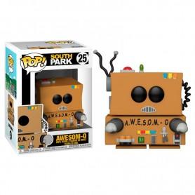South Park POP! Television Vinyl Figura Awesom-O 9 cm 25