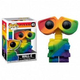 Wall-E POP! Pride Vinyl Figura Wall-E (RNBW) 9 cm 45
