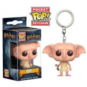 Llavero Pocket POP Harry Potter Dobby