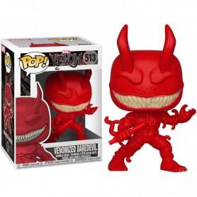 Marvel Venom POP! Marvel Vinyl Figura Daredevil 9 cm