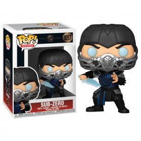 Mortal Kombat Movie POP! Movies Vinyl Figura Sub Zero 9 cm 1057