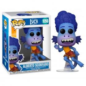 Luca POP! Disney Vinyl Figura Alberto (Seemonster) 9 cm