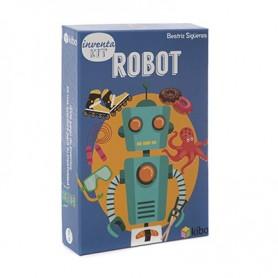 Robot inventa KIT