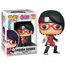 Boruto: Naruto Next Generations Figura POP! Animation Vinyl Sarada Uchiha 9 cm 672