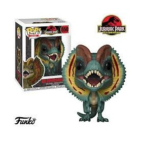 Figuras Funko Pop! Dilophosaurus 550 Jurassic Park