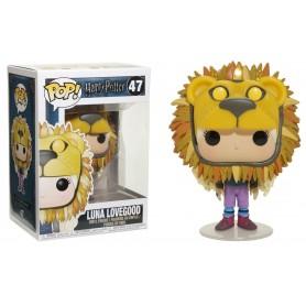 Figura Funko Pop! Luna Lovegood with Lion Head 47