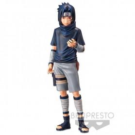 Figura Uchiha Sasuke Grandista Nero Naruto 24cm