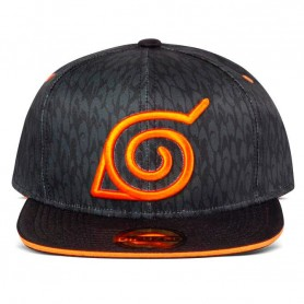 Gorra Naruto Shippuden