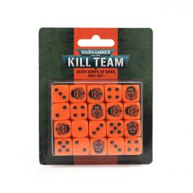 Kill Team: Juego de dados de los Korps de la Muerte de Krieg