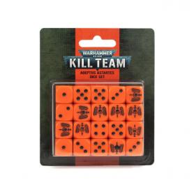 Kill Team: Juego de dados del Adeptus Astartes
