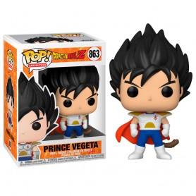 Dragon Ball Z Figura POP! Animation Vinyl Child Vegeta 9 cm 863