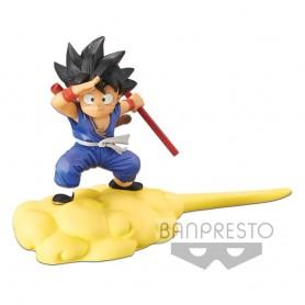 Dragonball Figura Kintoun Son Goku on Flying Nimbus Special Color Ver. 13 cm