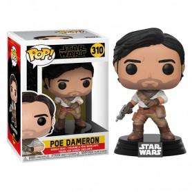 Star Wars Episode IX Figura POP! Movies Vinyl Poe Dameron 9 cm 310