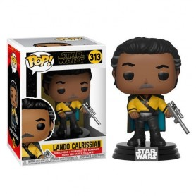 Star Wars Episode IX Figura POP! Movies Vinyl Lando 9cm 313
