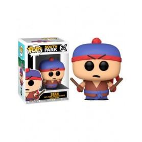 South Park POP! Television Vinyl Figura Shadow Hachi Stan 9 cm 26