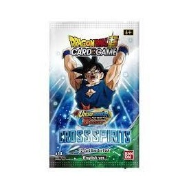 Sobre Dragon Ball Super CG:  Unison Warrior Series: Cross Spirits