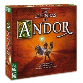 copy of Las leyendas de Andor - Viaje al norte