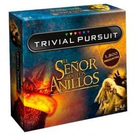 Trivial Pursuit El Señor de los Anillos