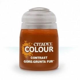 Gore-Grunta Fur Contrast