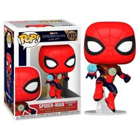 Figura POP Marvel Spiderman No Way Home Spiderman Integrated Suit 9cm 913