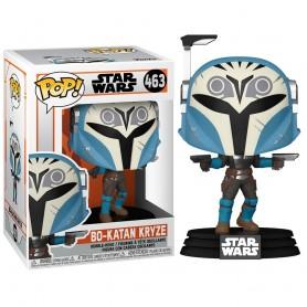 Star Wars The Mandalorian POP! TV Vinyl Figura Bo-Katan 9cm 463