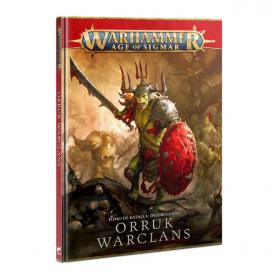 Tomo de batalla: Orruk Warclans