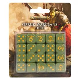 Set de dados Klanes Orruk