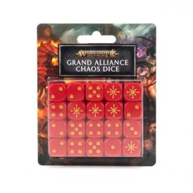 Dados de la Gran Alianza Caos