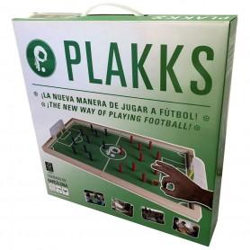 Plakks -- La nueva manera de jugar al fútbol