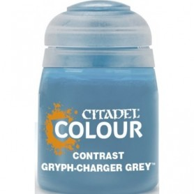 Gryph-Charger Grey Contrast
