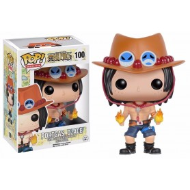 Figura Funko Pop! Portgas D. Ace 100 One Piece