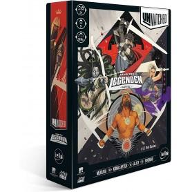 copy of Unmatched Robin Hood VS Bigfoot juego de mesa en español