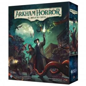 copy of Arkham Horror: el juego de cartas