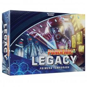 copy of Pandemic Legacy Primera Temporada (Caja Roja)