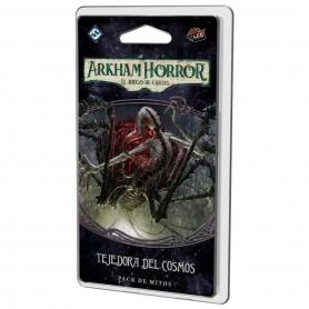Tejedora del cosmos - Arkham Horror, El juego de cartas