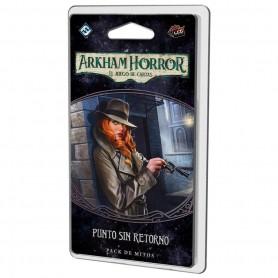Punto sin retorno - Arkham Horror, El juego de cartas