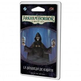 La búsqueda de Kadath - Arkham Horror, El juego de cartas