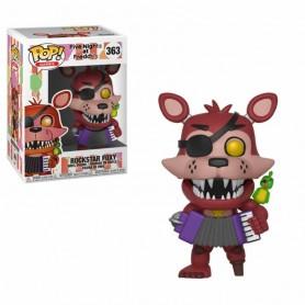Figura Funko Pop! Rockstar Foxy 363