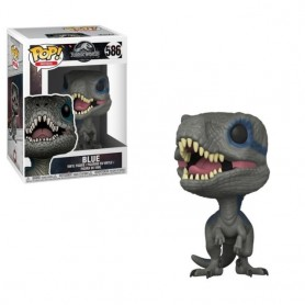 Figura Funko Pop!  Blue (New Pose) 586 Jurassic World