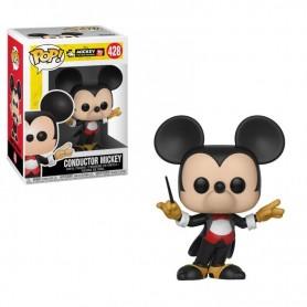Figura Funko Pop! Conductor Mickey 428 Mickey Maus 90th Anniversary