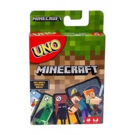 Minecraft Juego de cartas UNO