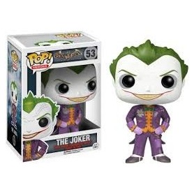 Batman Arkham Asylum POP! Vinyl Figura The Joker 53