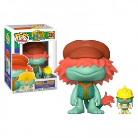 Figura Funko Pop! Boober with Doozer 520 Fraggle Rock